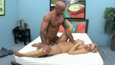 Enchanting Blonde With A Perky Ass Mallory Ray Murphy Gets Banged Hard