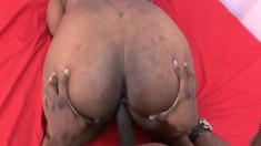 Plumper Lacey Lanes gets and gives head and Rock bangs her cunny