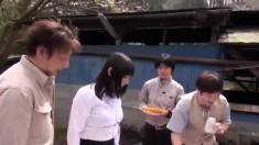 Uncensored Japanese Amateur Group Sex