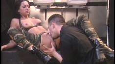 Hot Nikita Denise Got A Delightful Seduction With Chris